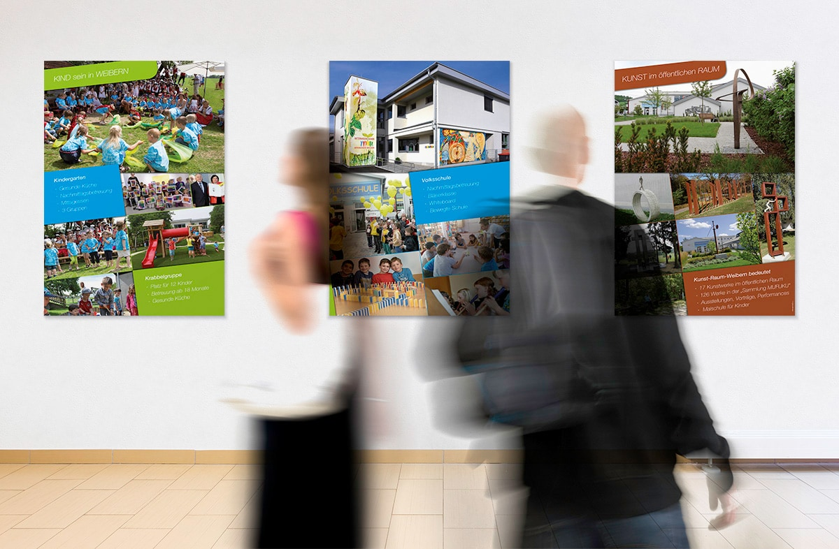 Ortsbildmesse Gemeinde Weibern