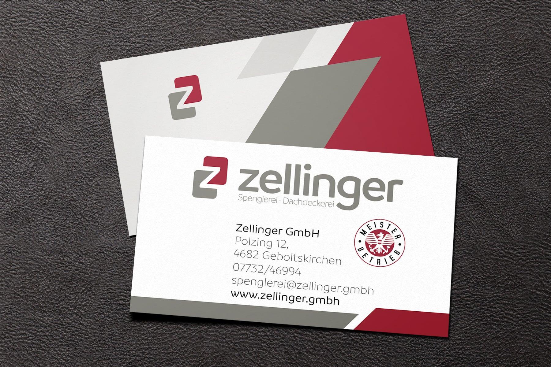 Zellinger GmbH | Spenglerei – Dachdeckerei